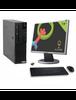 Pack école : UC ThinkCentre M83 - Pentium/4/250HDD + Ecran 19 pouces 4/3 + Clé wifi + clavier et souris Bluetooth
