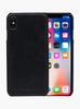 Coque Cuir pour iPhone® XS Max - Noire