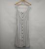 Robe blanche (neuve) - Etam - 44