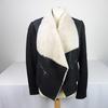 Manteau d'hiver femme Zara Trafaluc Outerwear de couleur noir taille M