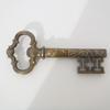 Tire bouchon en métal - forme de clé