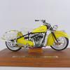 Moto miniature Indian Chief Roadmaster - Maisto
