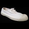 Neuf & étiquette Sneakers tennis baskets blanches Bensimon femme P 37