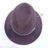Chapeau marron  52 cm