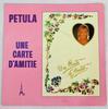 Petula - Une Carte D' Amitié (Disc'Az, France, 1973).