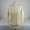 Pulls Courrèges Paris Femme Vintage 1970 Blanc Taille O