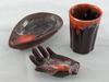 Lot de 3 objet vintage déco style Vallauris