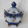 Bonbonnière en céramique fabriquée en Italie  - Ceramica Le Torri