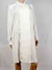 -Robe chemise crêpe de chine Cacharel -T: 38