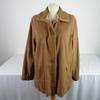 Manteau Collezioni Armani de couleur fauve taille 42