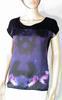 T-Shirt Femme Violet BONOBO T S.