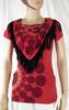 T-Shirt Femme Rouge DESIGUAL T S.