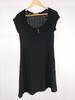 Robe noire manches courtes- Antoine et Lili - Taille 3