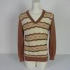 Pulls Courrèges Paris Femme Vintage 1970 marron Taille A