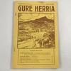 Gure Herria - Bulletin n°1 1970