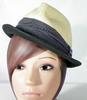 Chapeau en Paille bandeau Noir BURTON Taille M/L