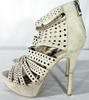 Chaussures Femme Beige JUST FAB P38