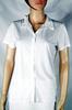 T-shirt Femme Blanc CAROLL T 42.