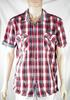 Chemise Homme Rouge ARMAND THIERY T XXL.