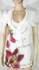 T-shirt Femme Blanc DESIGUAL T M.