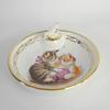 Assiette bébé à réservoir porcelaine de Limoges