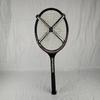 Raquette de tennis vintage avec tendeur métallique - Donnay