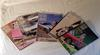 Lot de 5 magazines Rétroviseur N°92 à 96 de 1996