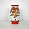 vase oiseau floral japonaise Kutani
