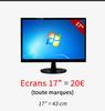 Ecran 17 pouces