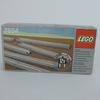 Rails conducteurs droits Lego réf : 7854