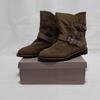 Bottines en daim marron - San Marina t- 40