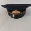 casquette de cérémonie d'officier de l'armée soviétique de l'EX-URSS