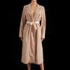 Neuf & étiquette Manteau peignoir femme Monoprix sable T.44