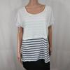 Tee-shirt style marin - Tissaia - taille 46
