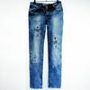 Jeans Femme Bleu ACCE STAR Taille Estimée 38.