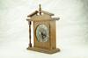 Horloge en bois style baroque
