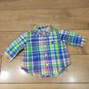 Chemise a carreaux - Ralph Lauren - Taille  3 mois