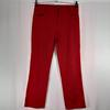 Pantalon rouge en coton- Caroll - Taille 40