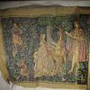 Grand canevas médiéval