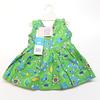 Ensemble robe et short T 6 mois pour fille de la marque MINI MALICE RTTSDS1018105