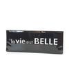 Grande pochette noire vernie pour femme de la marque CAROLINE LISFRANC RTTSDS161811