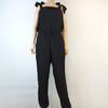 Neuf taille L combinaison noire motifs à pois texturés pour femme de la marque VERO MODA RTTSDS271891