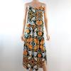 Robe longue motifs all over pour femme de la marque H&M RTTSDS301859