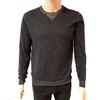 Pull  fin Teddy Smith  en maille gris chiné T M
