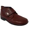 Chaussure trotteur Ladysko P 42 en cuir bordeaux