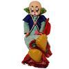 Clown Ari Poupée chiffon vintage années 70