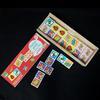 Dominos géants Vilac jeu de société éveil en bois à partir de 2 ans