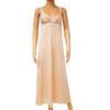 Neuf & étiquette chemise de nuit longue Hélios lingerie T 38 vintage