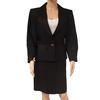 Ensemble veste & jupe Tailleur vintage Yves Saint Laurent Rive gauche T L