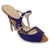 Sandales à talon Mellow Yellow P 37 chaussures à fines lanières cuir